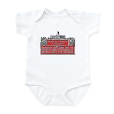 VON HAYEK Infant Bodysuit