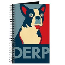 Derp Derp Derp Dog Journal