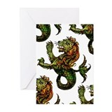 Singa-Laut Greeting Cards (Pk of 10)