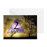 2 Year ODAAT Birthday Greeting Cards (Pk of 20)