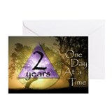 2 Year ODAAT Birthday Greeting Card