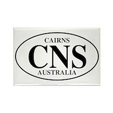 CNS Cairns Rectangle Magnet