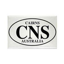 CNS Cairns Rectangle Magnet (100 pack)