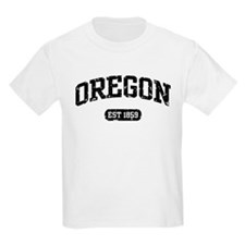 Oregon Est 1859 T-Shirt