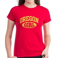 Oregon Girl Tee