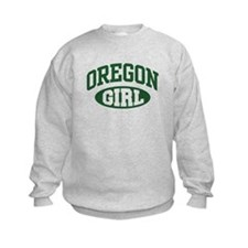 Oregon Girl Sweatshirt