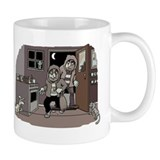 burglars Coffee Mug