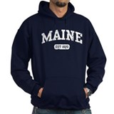 Maine Est 1820 Hoody