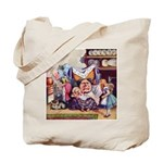 ALICE & THE DUCHESS Tote Bag
