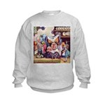 ALICE & THE DUCHESS Kids Sweatshirt