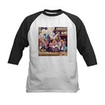ALICE & THE DUCHESS Kids Baseball Jersey