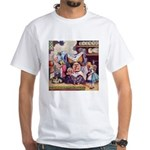 ALICE & THE DUCHESS White T-Shirt