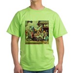 ALICE & THE DUCHESS Green T-Shirt
