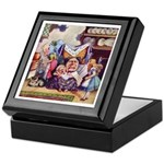 ALICE & THE DUCHESS Keepsake Box