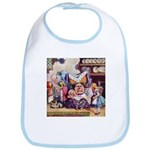 ALICE & THE DUCHESS Bib