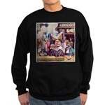 ALICE & THE DUCHESS Sweatshirt (dark)