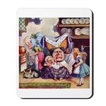 ALICE & THE DUCHESS Mousepad