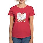 Be Mine Valentine! Women's Dark T-Shirt