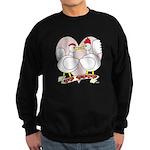 Be Mine Valentine! Sweatshirt (dark)