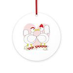 Be Mine Valentine! Ornament (Round)