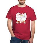 Be Mine Valentine! Dark T-Shirt