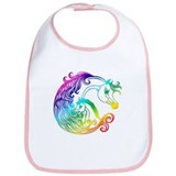 Mare and Foal Designs Bib