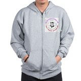 Stay Sick and Turn Blue Zip Hoody