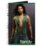 """Mm, Renoly in the Leather Vest"" Journal"