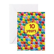 Cute 12 days Greeting Card
