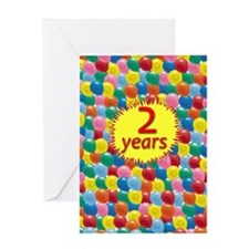 AABalloons2 Greeting Cards
