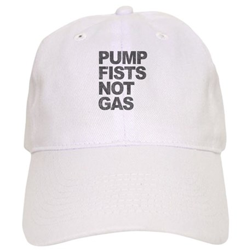 Pump Fists Not Gas Cap