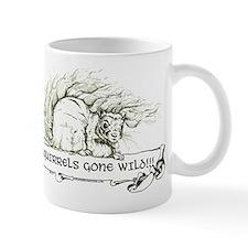 Squirrels Gone Wild - Nature Mug