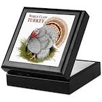 World Class Turkey Keepsake Box