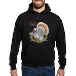 World Class Turkey Hoodie (dark)
