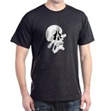 Crying Skull Black T-Shirt