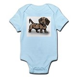 Dachshund Infant Creeper