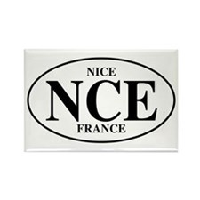 NCE Nice Rectangle Magnet (10 pack)