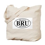 BRU Brussels Tote Bag