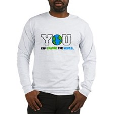 Change the World - Long Sleeve T-Shirt
