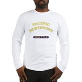 Seattle4 Long Sleeve T-Shirt