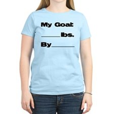 My Goal in Pounds T-Shirt