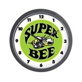 Super Bee Wall Clock