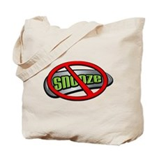 Snooze Button Tote Bag