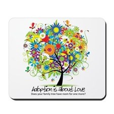 Adoption Mousepad