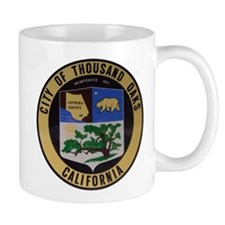 City of Thousand Oaks Mug