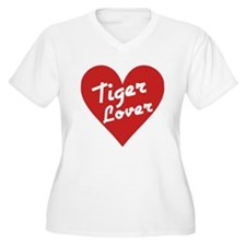Tiger Lover: T-Shirt