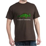 dinosaurs > everything Tee - multifarious color