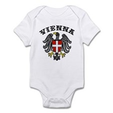 Vienna Austria Infant Bodysuit