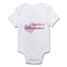 Unique Daddys little girl Infant Bodysuit