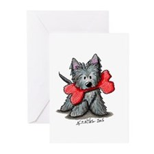 Bad To The Bone Greeting Cards (Pk of 10)